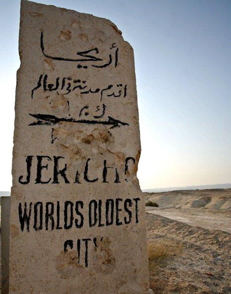 Palestinian surprises jericho the world s oldest city Oldest city in the world